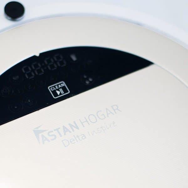 Robot Aspirador Inteligente Delta Inspire Kizoomba AH-CK21060 2