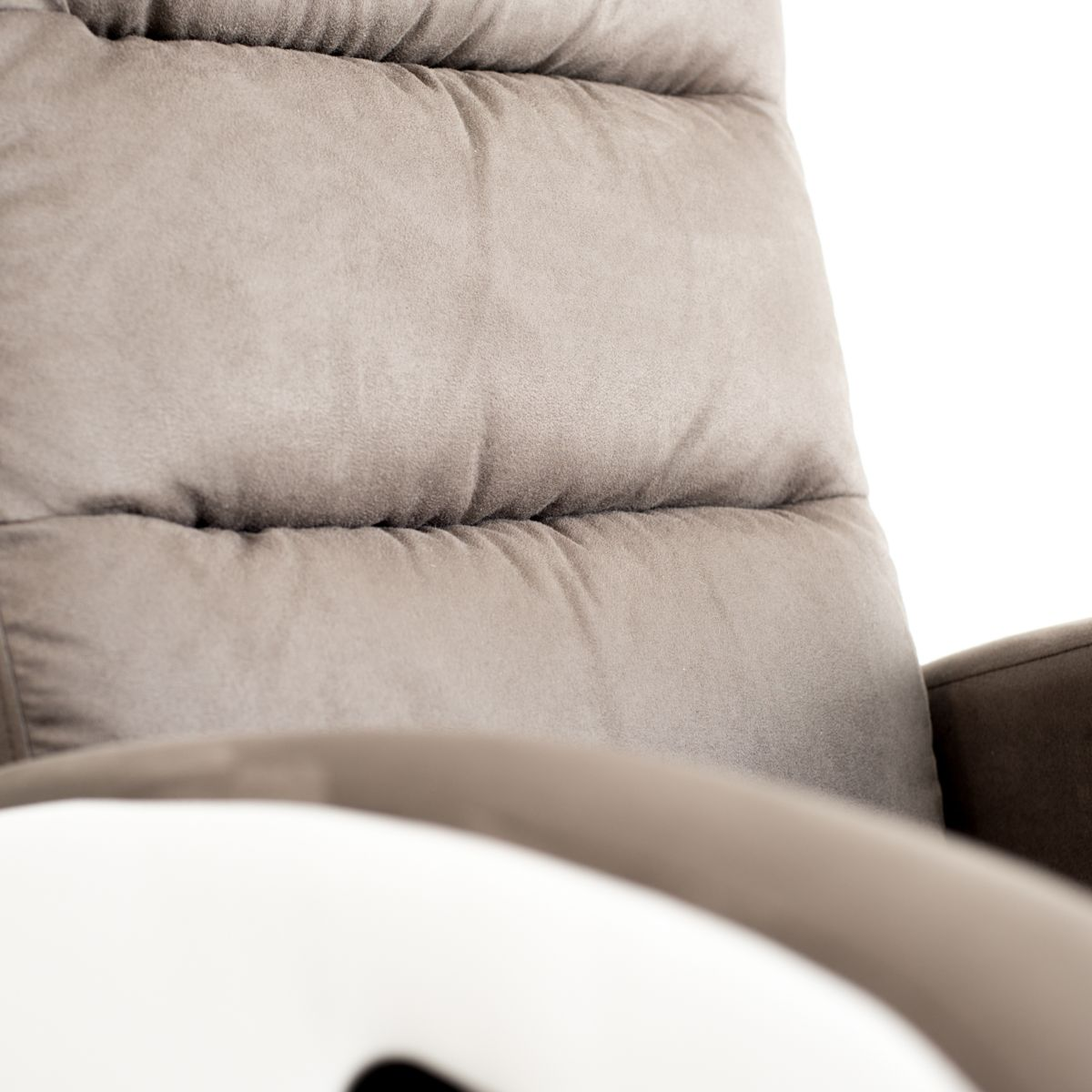 sillon relax reclinable ludwing piel alta calidad