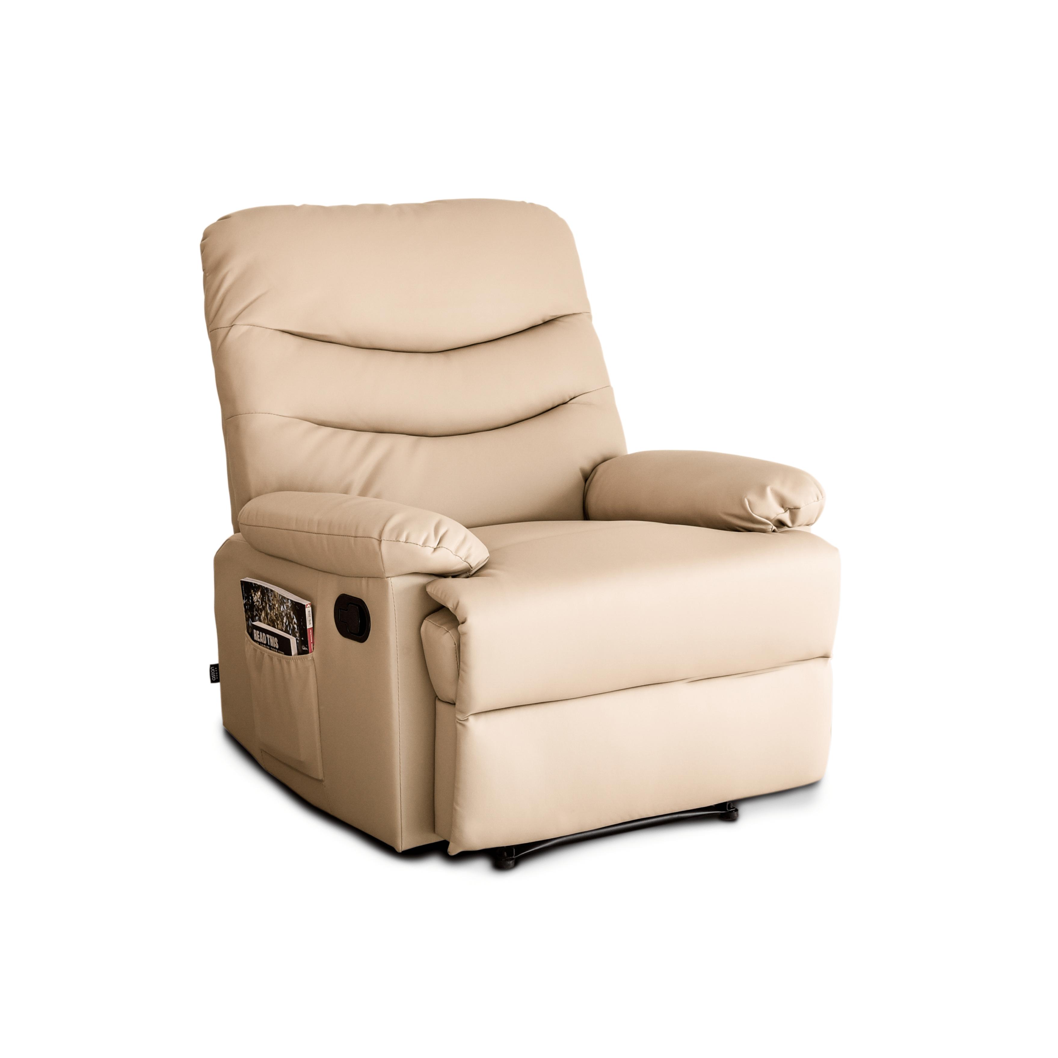 Sillón Relax Termoterapia Reclinable Coomodo AH-AR30200 1