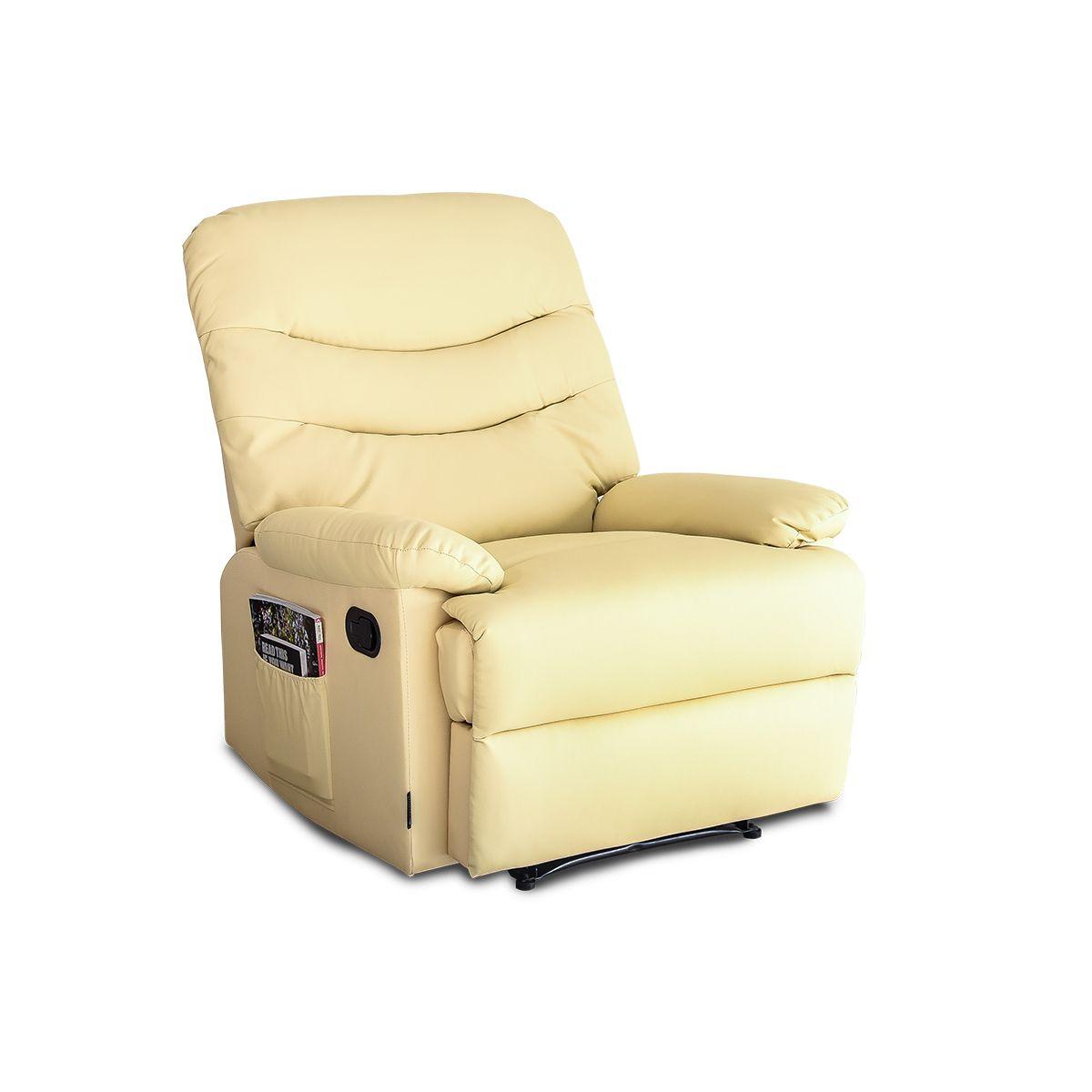 Sillón Relax Termoterapia Reclinable Coomodo AH-AR30200 3