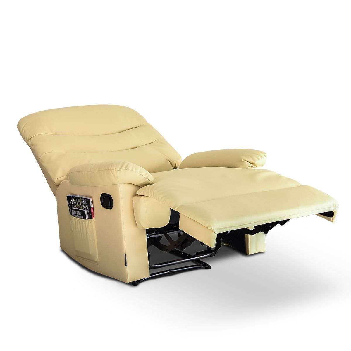 Sillón Relax Termoterapia Reclinable Coomodo AH-AR30200 4