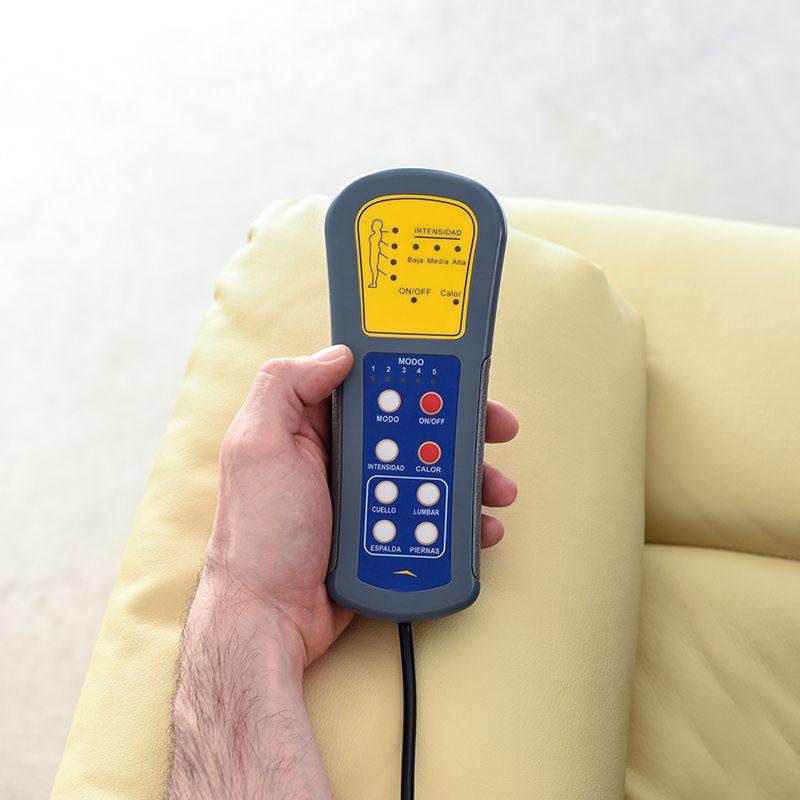 Sillón Relax Termoterapia Reclinable Coomodo AH-AR30200 20