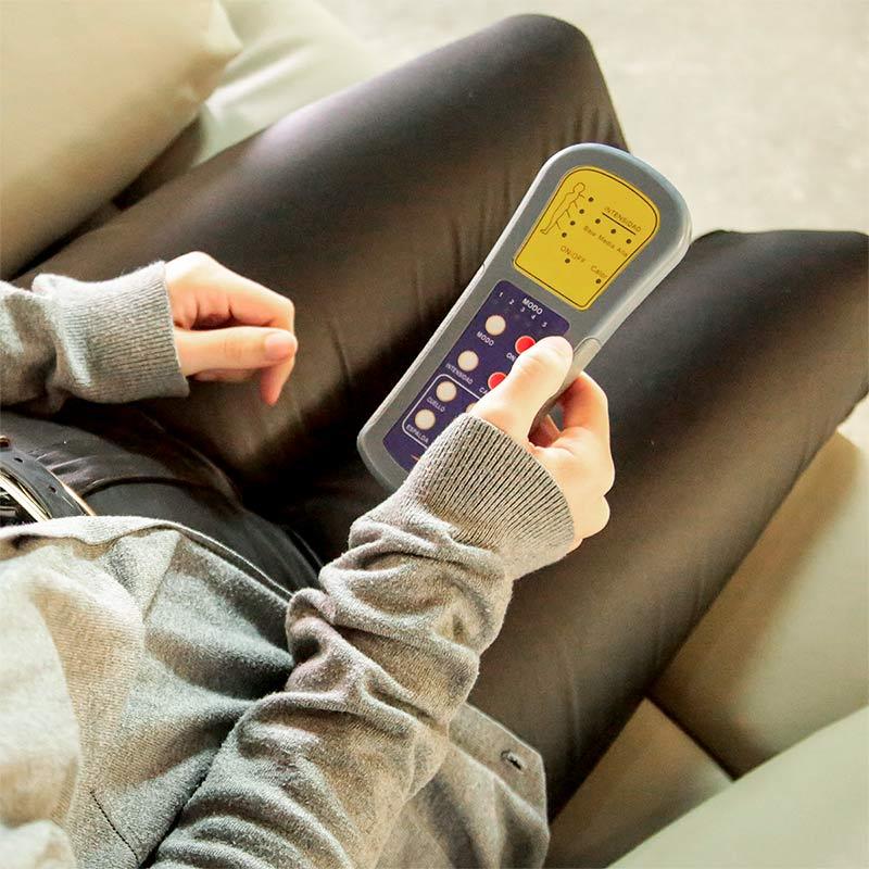 Sillón Relax Termoterapia Reclinable Coomodo AH-AR30200 12