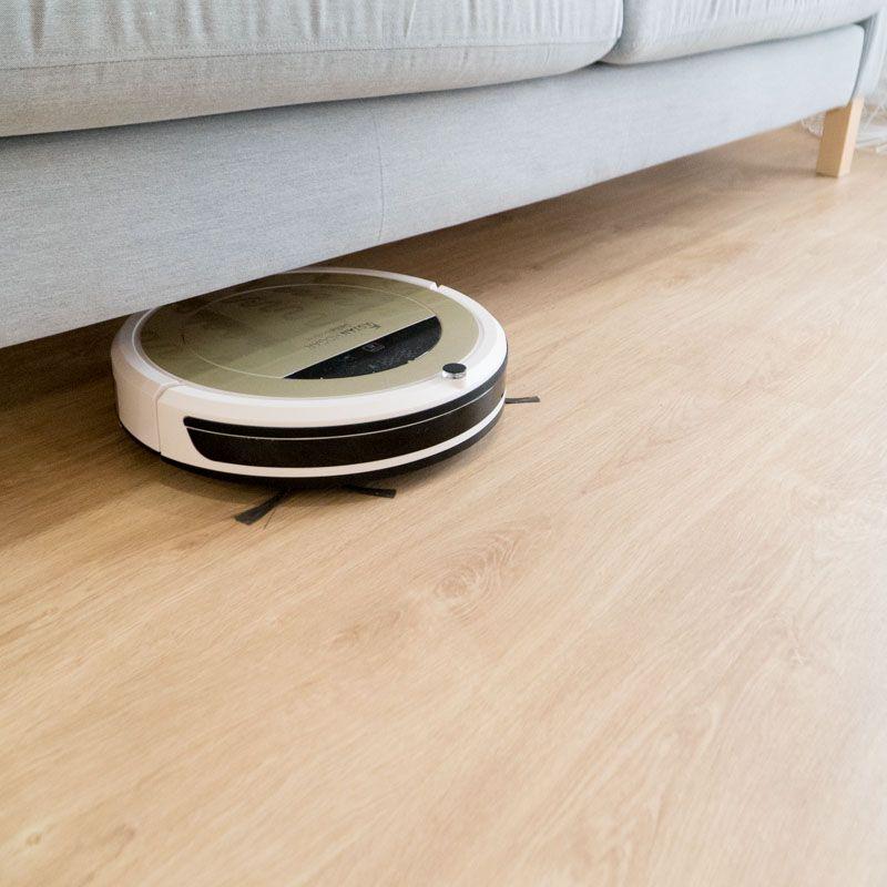 Robot Aspirador Inteligente Delta Inspire Kizoomba AH-CK21060 6