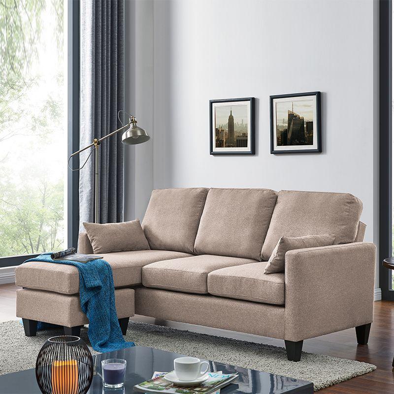 Sofá cama 3 plazas con chaise longue AH-AR40700 5