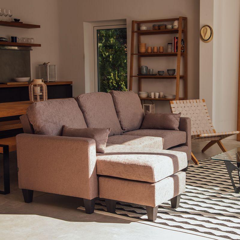Sofá cama 3 plazas con chaise longue AH-AR40700 8