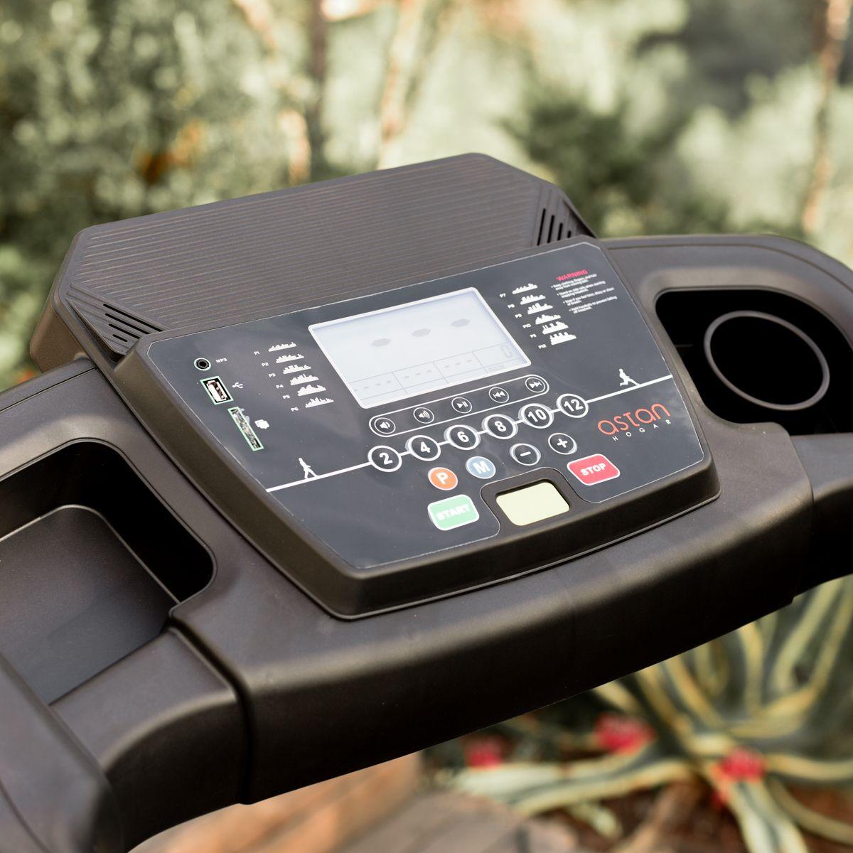 Cinta de correr Runny X-Treme Plus con motor continuo 1500W AH-FT1050 10