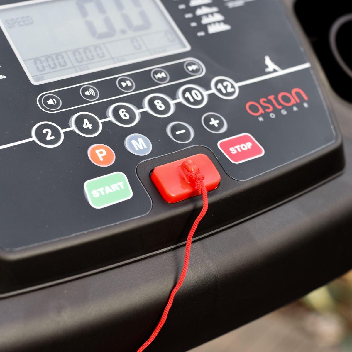 Cinta de correr Runny X-Treme Plus con motor continuo 1500W AH-FT1050 13