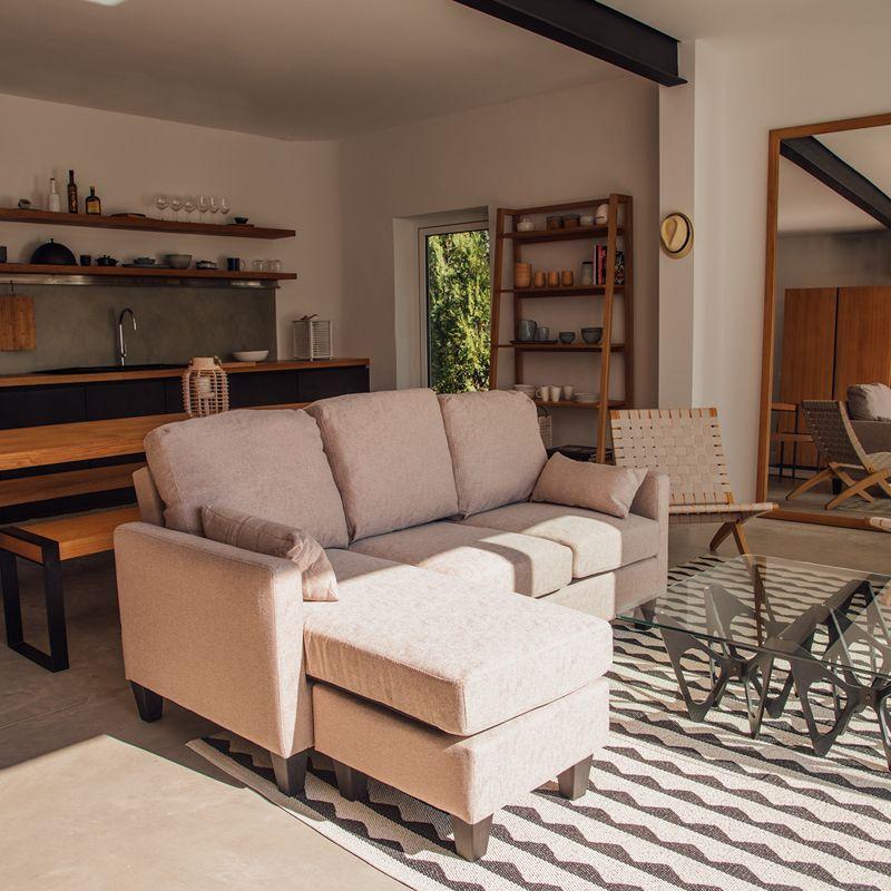 Sofá cama 3 plazas con chaise longue AH-AR40700 9