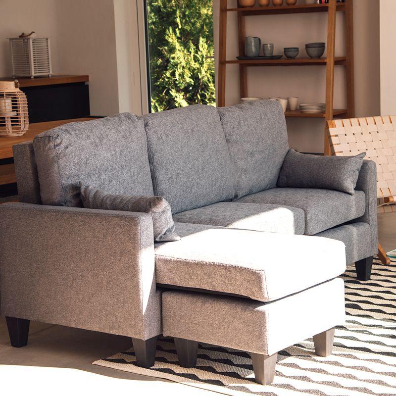 Sofá cama 3 plazas con chaise longue AH-AR40700 13