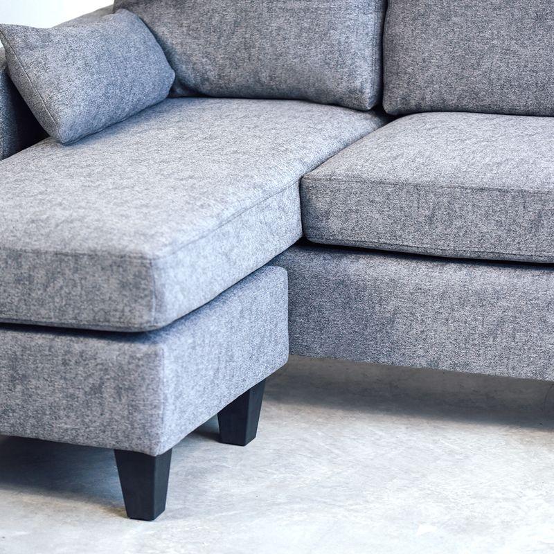Sofá cama 3 plazas con chaise longue AH-AR40700 15